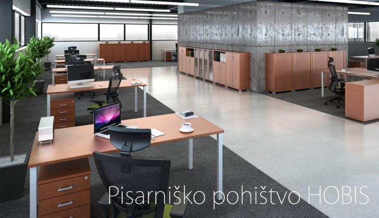 Kakovostno pisarniško pohištvo