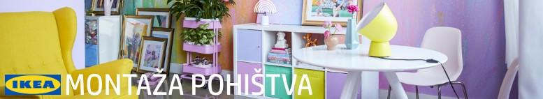 Montaža pohištva IKEA